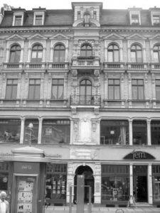 Kanzlei Stitz Adler Zwickau Hauptmarkt